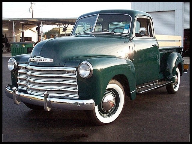 Top 5 chevy pickups of all time 2 1947 series 3100 for 1947 chevy 5 window pickup