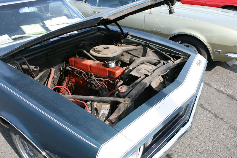 Camaro Engines Through The Years The First Generation