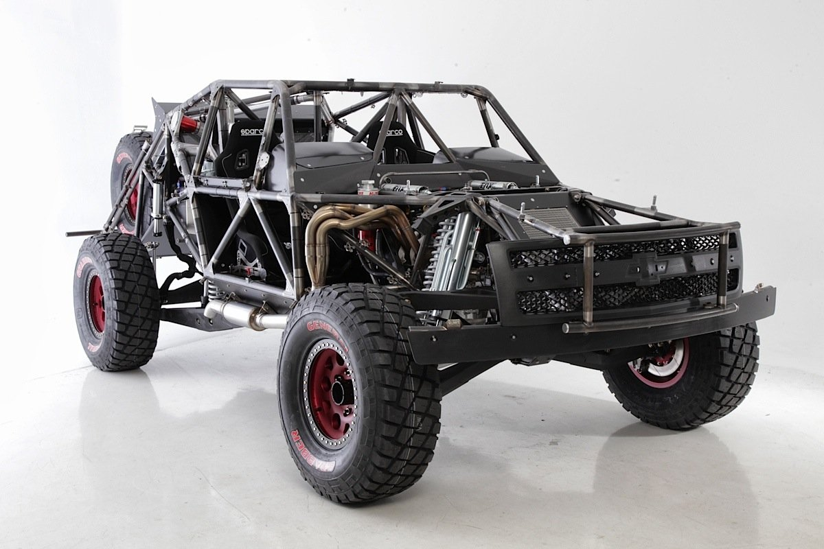 Trophy Truck Chassis Blueprints Www Imgkid Com The