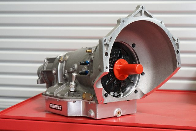 ATI Performance Products has been at the forefront of aftermarket Turbo 400 development with their two- and three-speed variants, housed within their own aftermarket case.
