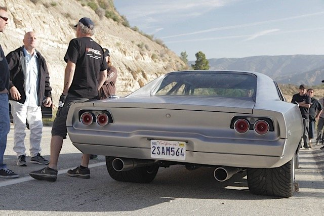 Video: A Look At Maximus, The Bare Metal Dodge Charger Of ...