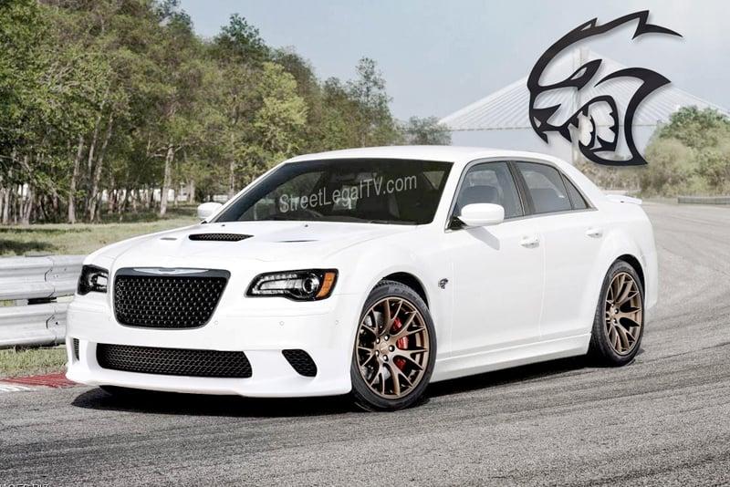 BREAKING NEWS: Chrysler Gives Green Light To 300C SRT