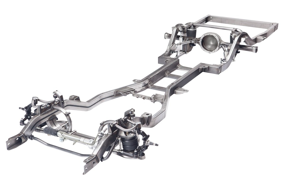 Delightful Art Morrison Has Taken Several Years To Improve On Their Popular GT Sport  Chassis For 1959 64 Chevrolets. They Are Now Proud To Release A New And  Improved ...