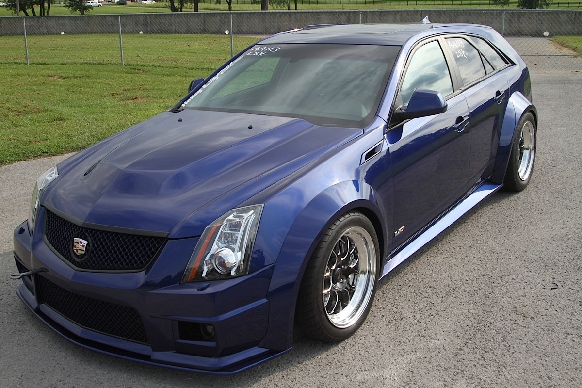 bought for a car sale its v i cts ridiculous wagon s and cadillac used it