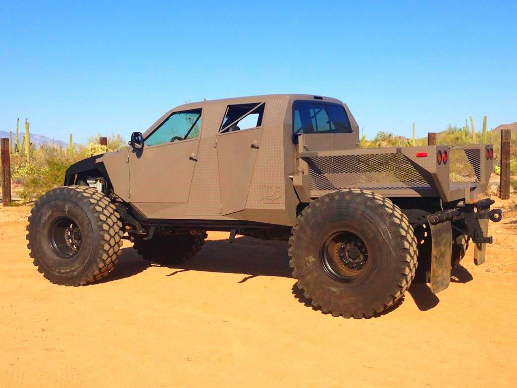 Rockzilla Is Ready For The Apocalypse Off Road Xtreme