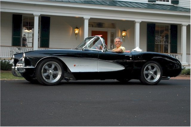 Don\'t Call It A Kit Car - Corvette Central\'s Concept \'57 Repro Body