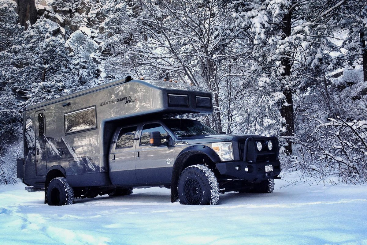 Shop Spotlight Earthroamer Extreme Xv Not Rv