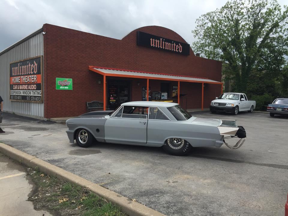 Texas Terror: Shawn Wilhoit Finishing Up New Twin-Turbo '63
