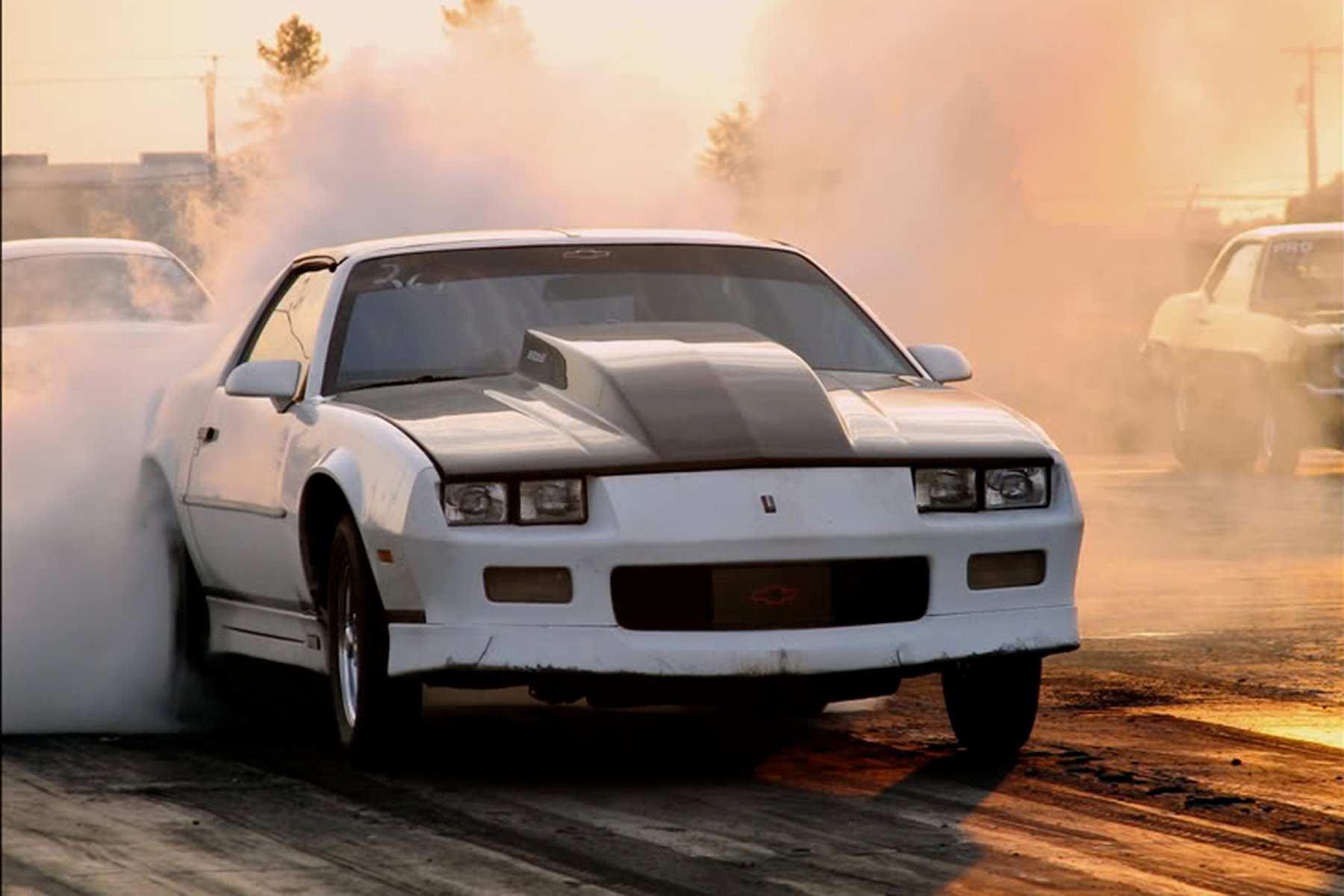 Camaro Engines Through The Years – Long Live The Third