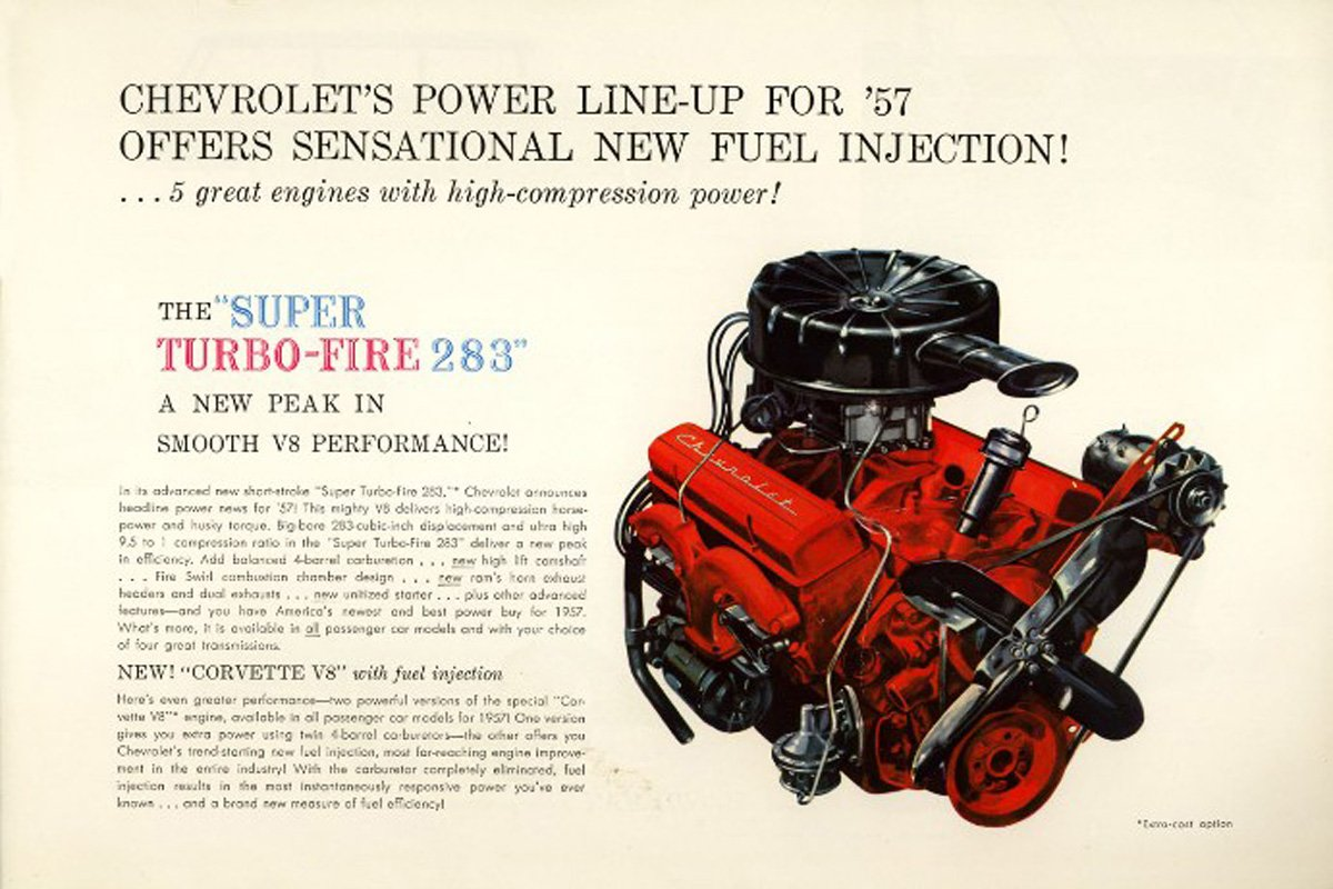 small block 265, 283, 307, 305, 327, 350, 400 283 Chevy Engine Parts List it was 1955 when ed cole\u0027s chevrolet engineering group got together to build a more powerful engine for the new corvette at the time, the corvette\u0027s engine