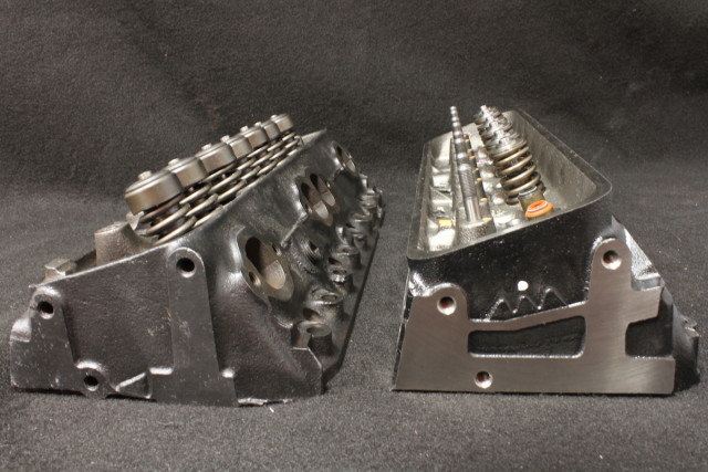 the history of sbc cylinder heads