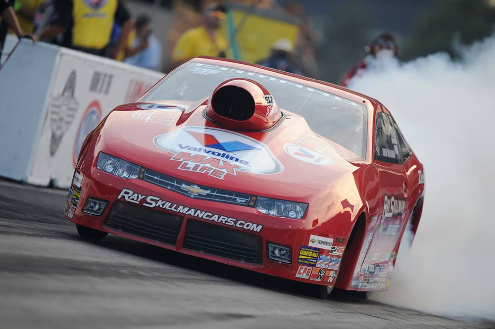 CFE: CFE Racing Products Dominating NHRA Pro Stock Ranks