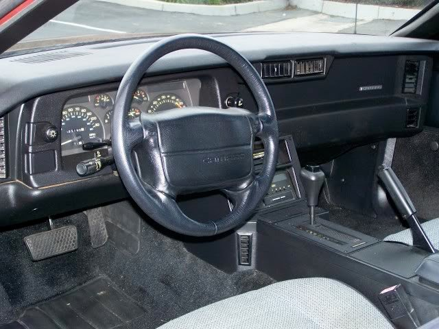 Our Project Camaro S Outdated Interior Was In Need Of A Serious Style Update The First Thing We Ed Were Gauges That Stuck 1980s