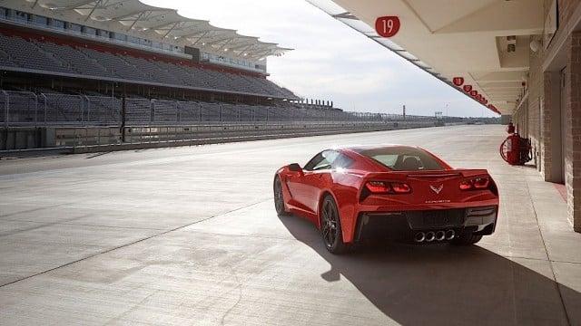 Z51 F1 track - red2