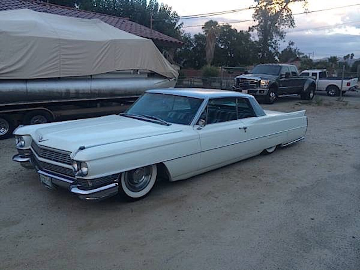 Craigslist Find Ls Swapped 64 Cadillac Coupe Deville