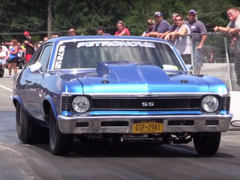 Pages besides 1982 93 S10 Fabricated Wing moreover Watch in addition Video Watch This Nitrous Chevy Nova Drag Car Turn 8 Second Passes besides Baddest Mopar Earth 200mph 6 Seconds. on 1968 camaro drag race car