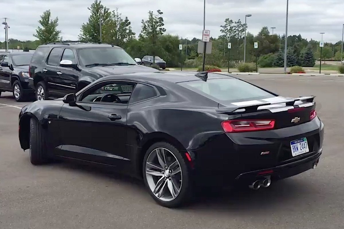 Could This Be The First 6th Gen Camaro For Sale
