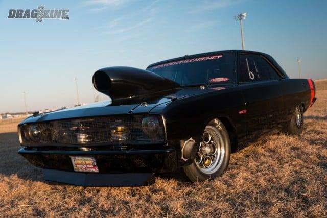 Dominant Dodge: Jason Digby's 1969 Leaf Spring Dodge Dart