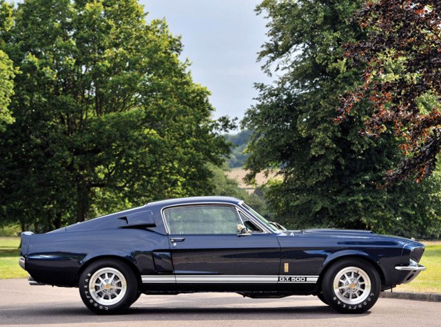 The most valuable GT500 of all?