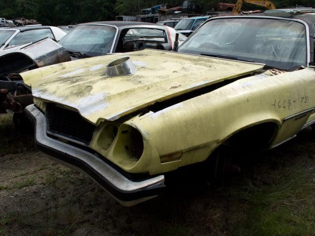 Washington S Hidden Classic Car Wrecking Yard