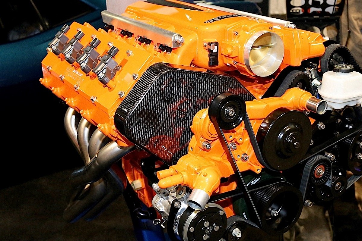 32 valve cylinder head for ls engine almost ready for Engine motors for sale
