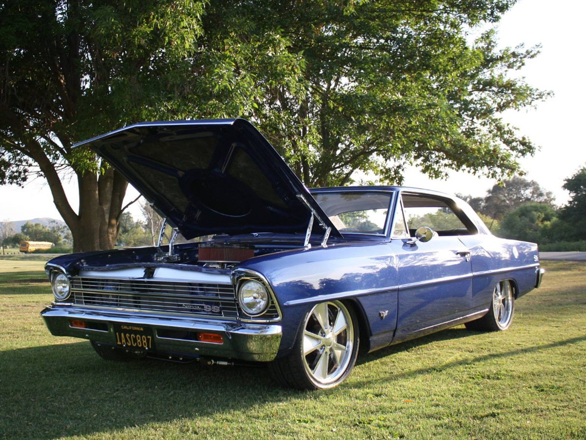 Craigslist Find Show Quality And Race Ready 67 Nova Ss