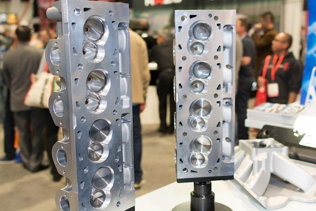Three different versions of the Bullitt cylinder head are designed to cater to a wide range of enthusiasts and racers.