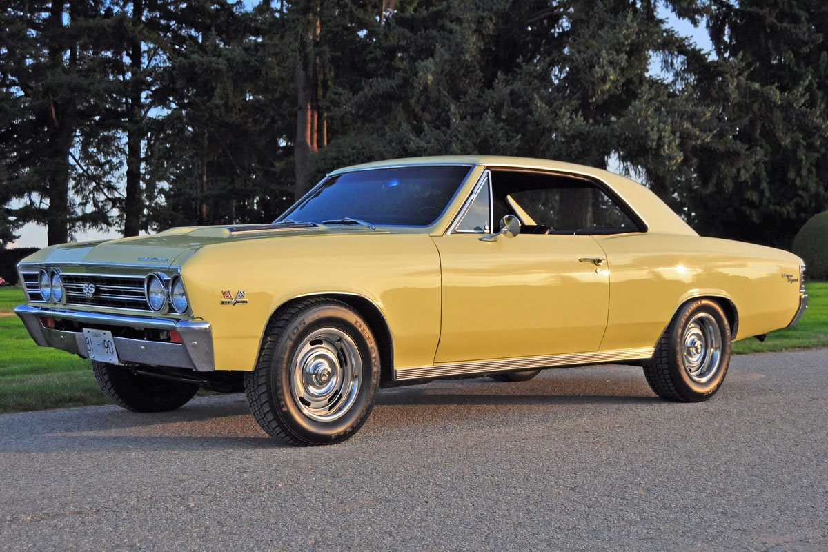 Throwback Thursday The 1967 Chevelle