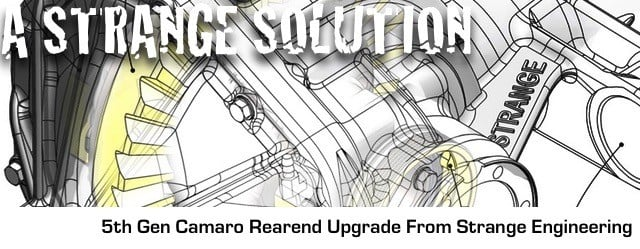 A Strange Solution for Fifth Gen Camaro Rearend Woes