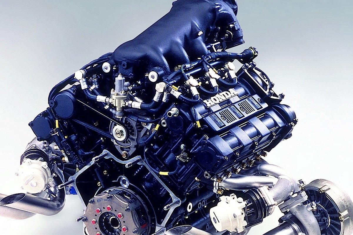 Ford Cosworth Dfv Named Top F1 Engine