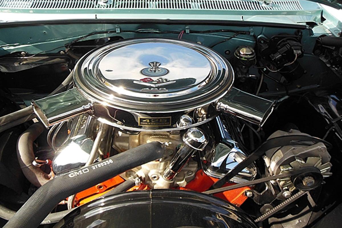 Impala Engine Options