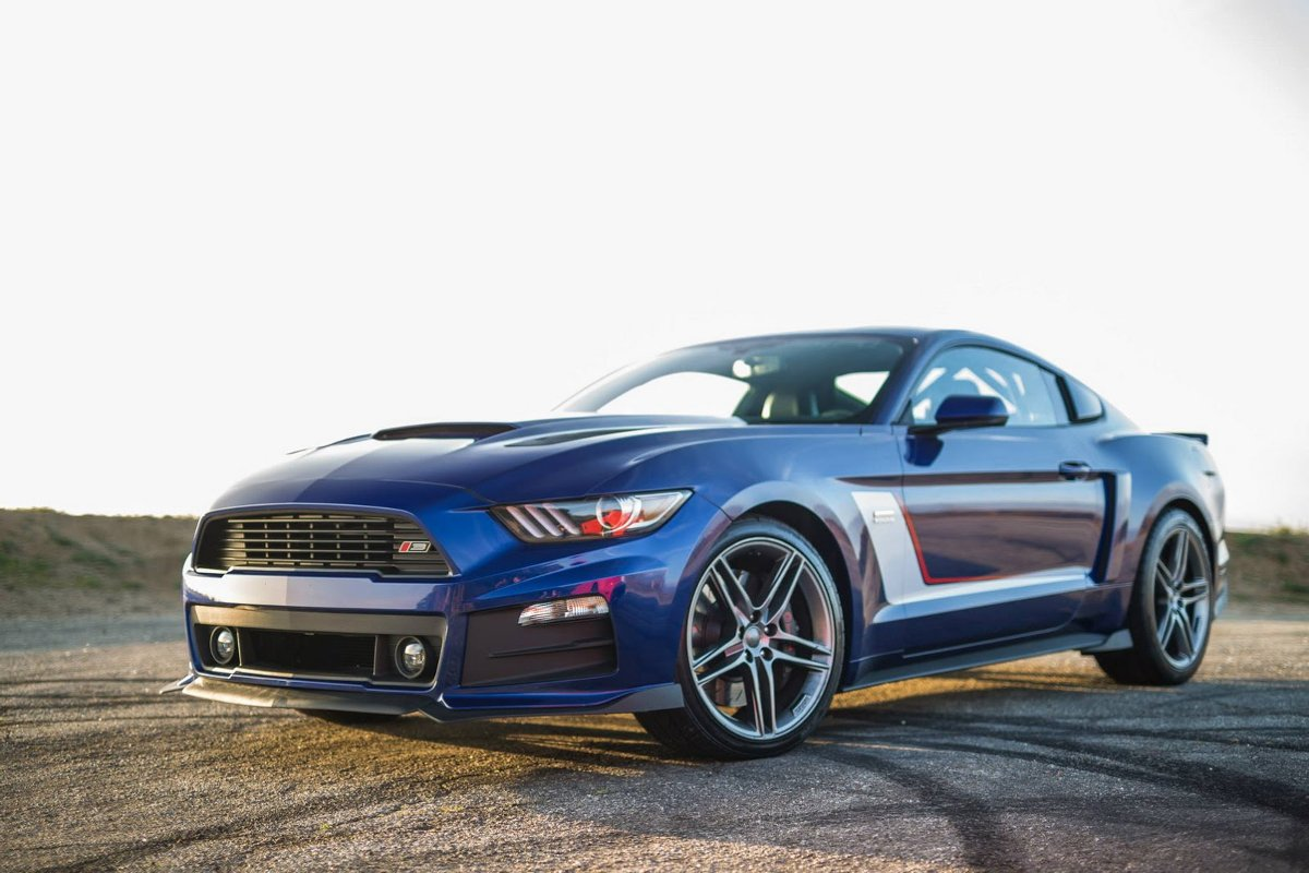 2016 roush stage 3 mustang is 50 state emissions legal