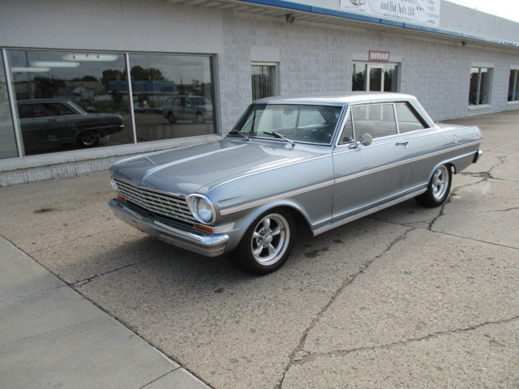 Caught On Craigslist: 1963 Chevy Nova SS