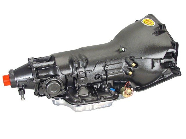 TCI will build you a TH350 or TH400 in configurations from mild to wild, in various tailshaft lengths, and forward or reverse shift patterns and even transbrake-equipped for dragstrip duty.