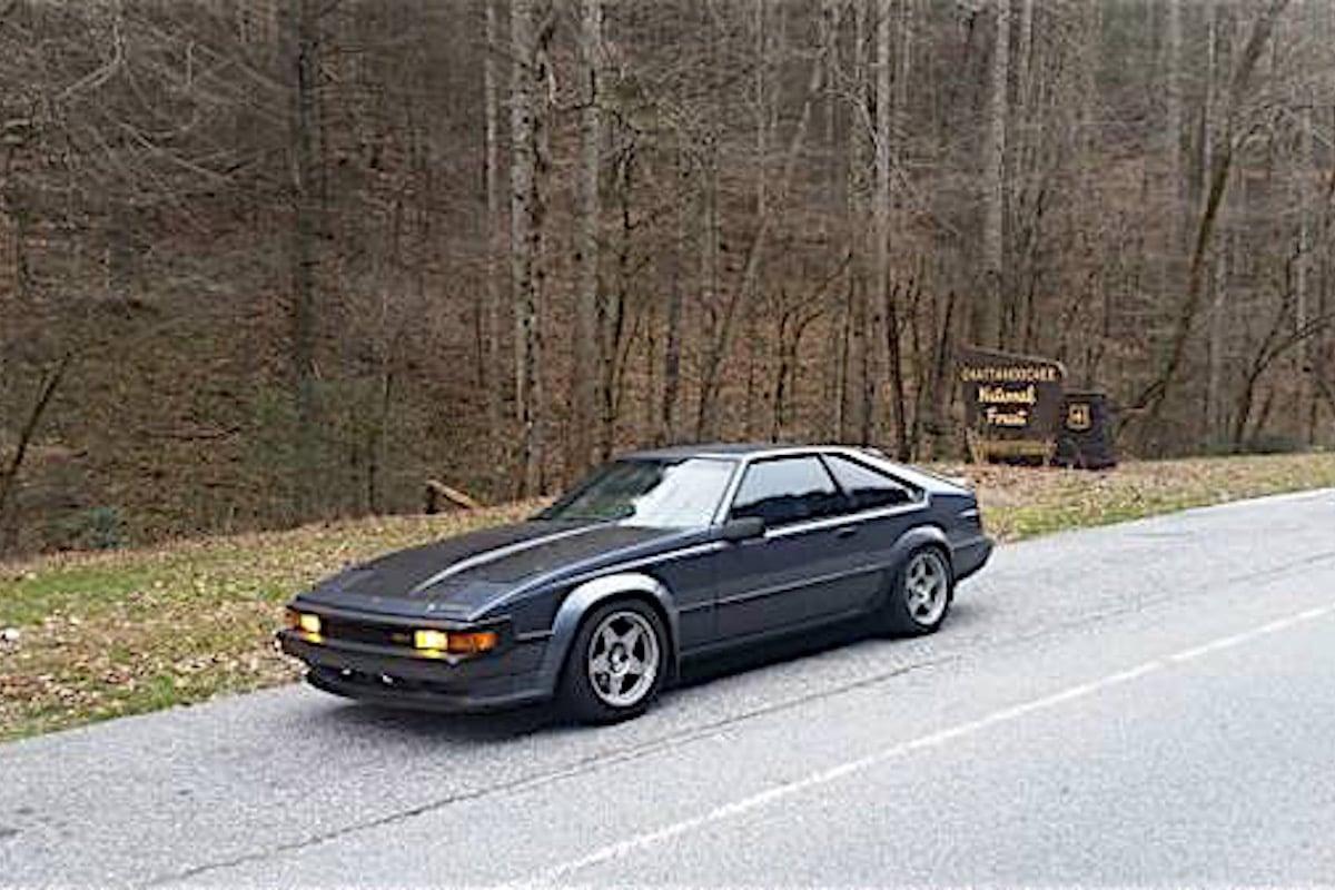 Craigslist Toyota Supra For Sale >> Craigslist Find: LS6 Swapped 1985 Toyota Supra