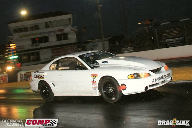 Troy Pirez Jr. was on a rail today scoring a series of 4.89's to make the final with Shawn Pevlor. Pirez put up an .018 light but Pevlor never moved from the stage beams. Pirez went straight down with yet another 4.89 taking the Ultra Street win.
