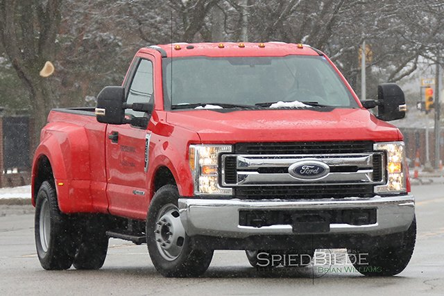 2017 f 350 single cab dually with 6 7 diesel spied. Black Bedroom Furniture Sets. Home Design Ideas