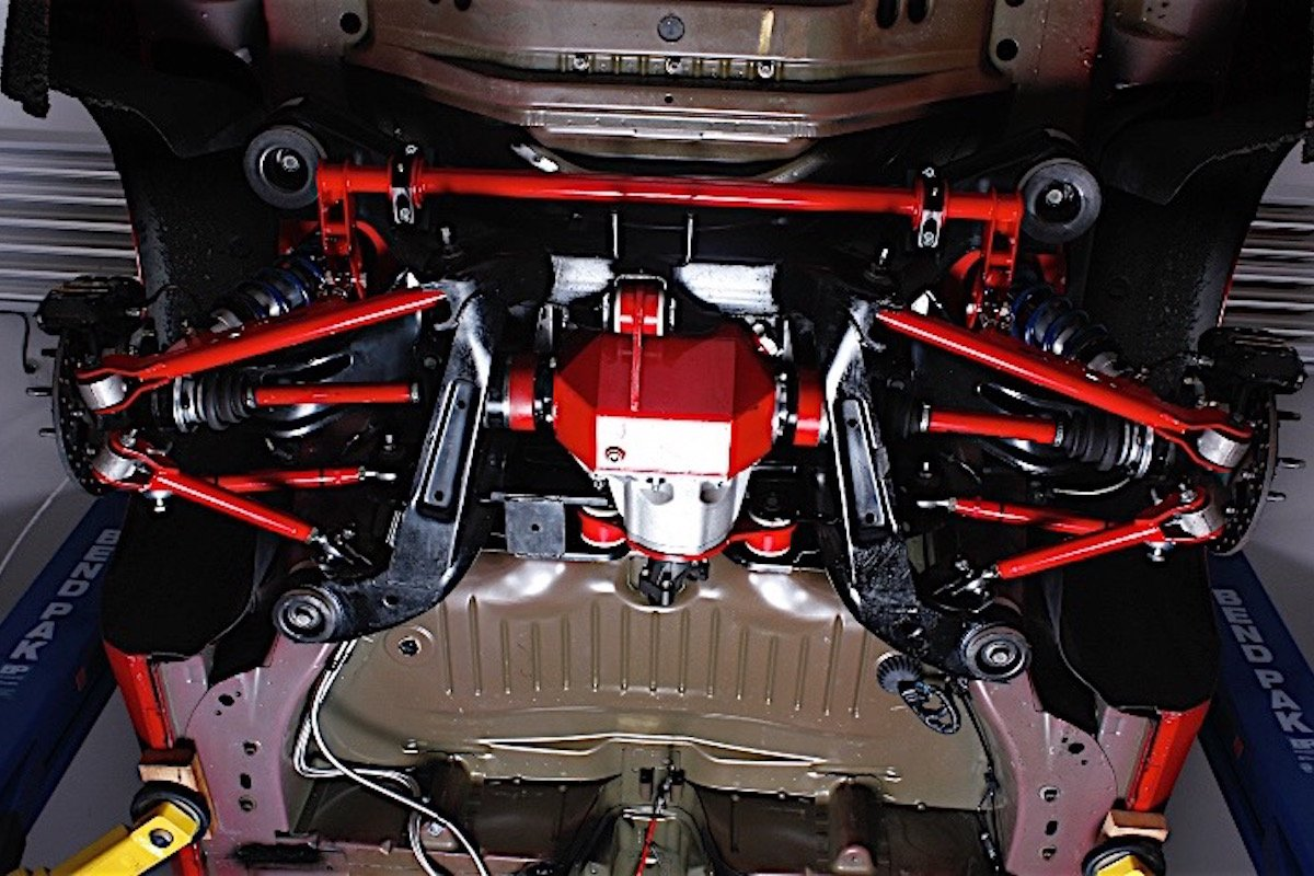 Video: Camaro Drag Suspension Tech With BMR Suspension