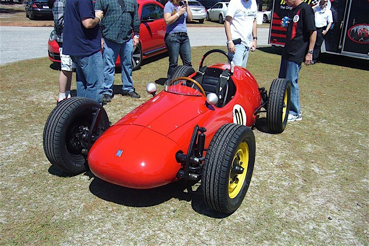 Formula Vee: Check Out This Budget Open-Wheel Racing