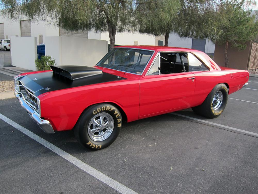 Muscle Cars You Should Know: 1968 Dodge Hemi Dart