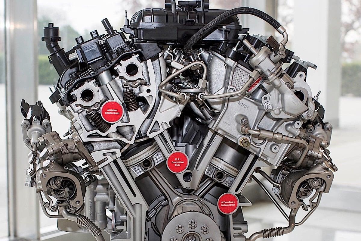 ford s gen ii 3 5l ecoboost set for 2017 f 150 rh enginelabs com 3.5L EcoBoost Upgrades Ford V6 EcoBoost Engine Problems