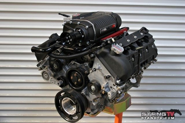 Did you catch our 850 HP Whipple supercharged Terminator Cobra build? Check it out here.