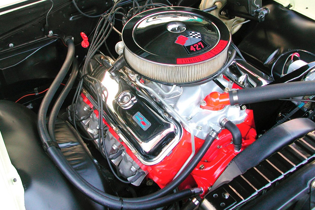 Big block crate engines big power shipped to your door when it was introduced in 1965 chevrolets mark iv big block was an instant success not only has it become an iconic engine but it truly is a fixture at malvernweather Choice Image