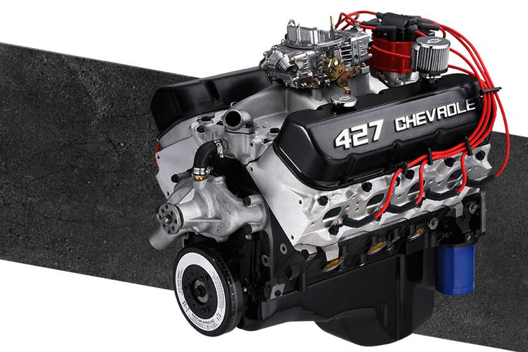 Since its inception, the 427 cubic-inch Chevrolet big-block has become a  legend for engine enthusiasts around the world. Whether it's a small-block  stroker ...