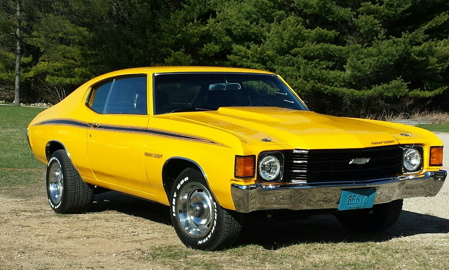Chevy Chevelle 2016 >> Home-Built Hero: Travis Schmidt's Heavy Chevy Chevelle