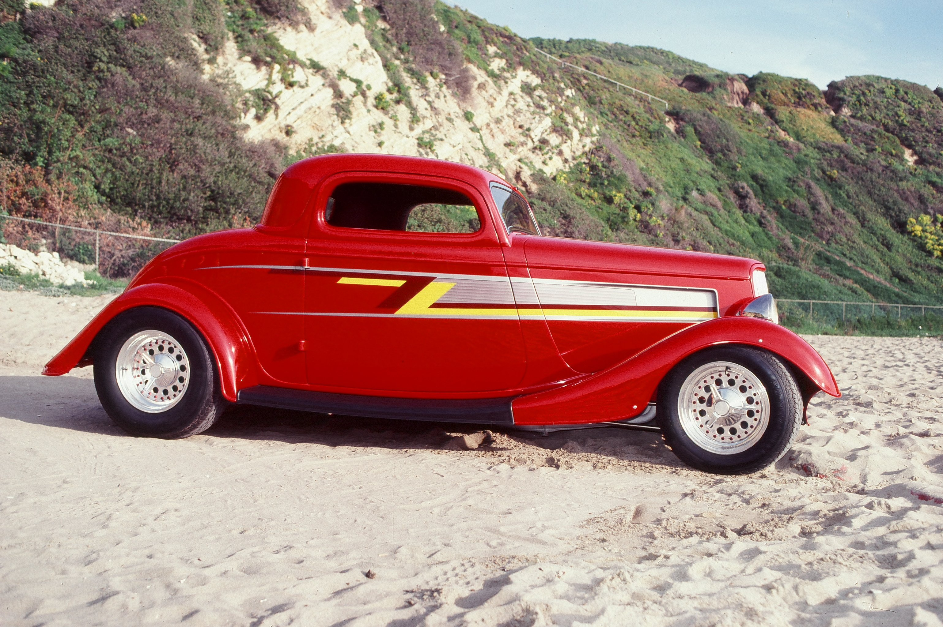Hot Rods You Should Know 1933 Ford Eliminator