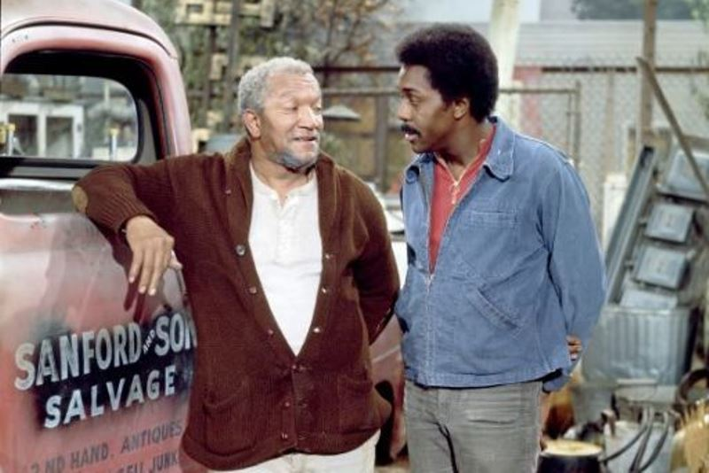 Top 50 Tv Cars Of All Time No 28 Sanford And Son 51 Ford Truck