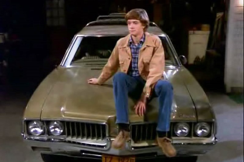 Hershey Car Show >> Top 50 TV Cars Of All Time: No. 22, That '70s Show Oldsmobile Wagon