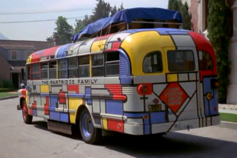 Top 50 TV Cars Of All Time: No. 12, Partridge Family's