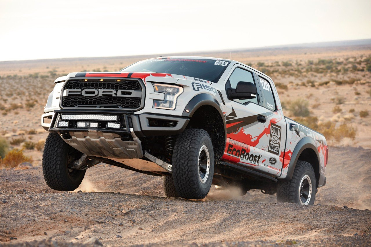 Video 2017 F 150 Raptor To Race In Baja 1000 Jungle Fender Flares Ford Wiring Diagram Generator Looks Best The Showing Of Previous Generation Which Completed